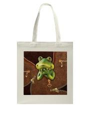 Frog  Tote Bag tile
