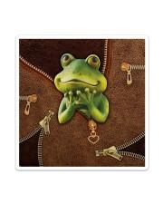 Frog  Sticker tile