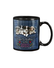 Australian Shepherd Life Is Bettter Mug thumbnail
