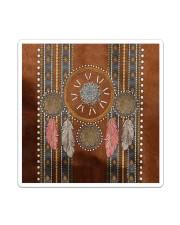Native Blood Pride Dreamcatcher Sticker - Single (Vertical) thumbnail