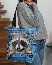 Raccoon Jean All - Over Tote All-over Tote aos-all-over-tote-lifestyle-front-09