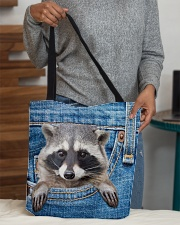Raccoon Jean All - Over Tote All-over Tote aos-all-over-tote-lifestyle-front-10