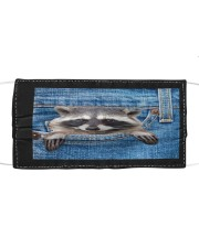 Raccoon Jean All - Over Tote Mask tile