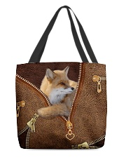 Fox   All-over Tote front