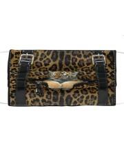 Tiger - Leopard - Zip Pocket Mask tile