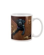 Black Labrador Mug tile