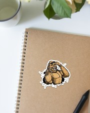 Bigfoot Crack St Sticker - Single (Vertical) aos-sticker-single-vertical-lifestyle-front-16