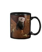 Ferret  Mug tile