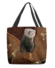Ferret  All-over Tote back
