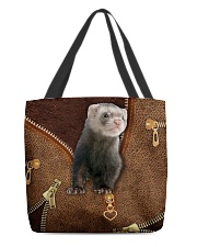Ferret  All-over Tote front