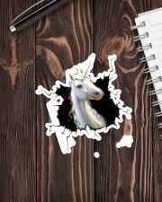 Unicorn Crack Sticker - Single (Vertical) aos-sticker-single-vertical-lifestyle-front-05