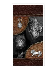 Lion - Leather Pattern Phonecase Sticker tile