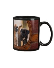 Boxer Lady Mug tile