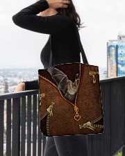 Bat  All-over Tote aos-all-over-tote-lifestyle-front-05