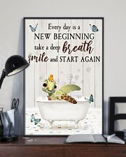 Turtle - Every Day Is New Beginning 11x17 Poster lifestyle-poster-2