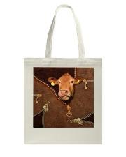 Heifer  Tote Bag tile