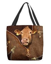 Heifer  All-over Tote back