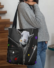 Goat - Zip - All Tote All-over Tote aos-all-over-tote-lifestyle-front-09