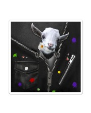 Goat - Zip - All Tote Sticker tile