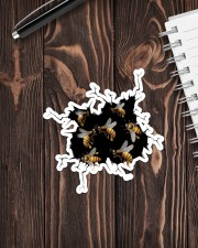 Bee Crack Sticker - Single (Vertical) aos-sticker-single-vertical-lifestyle-front-05