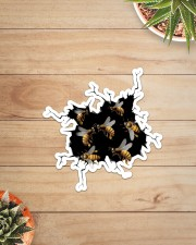 Bee Crack Sticker - Single (Vertical) aos-sticker-single-vertical-lifestyle-front-07