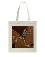 Miniature Pinscher  Tote Bag thumbnail