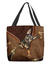 Miniature Pinscher  All-over Tote back
