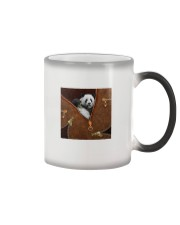Panda  Color Changing Mug tile