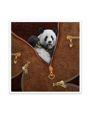 Panda  Sticker tile