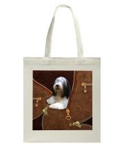 Bearded Collie  Tote Bag thumbnail