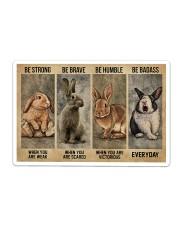 Rabbit Be Strong 15  Sticker - Single (Horizontal) thumbnail