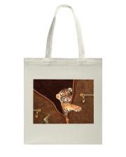 Tiger Zip Tote Bag tile