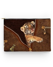 Tiger Zip Accessory Pouch tile