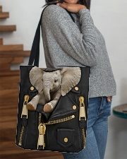 Elephant - Jacket  All-over Tote aos-all-over-tote-lifestyle-front-09