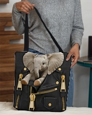 Elephant - Jacket  All-over Tote aos-all-over-tote-lifestyle-front-10