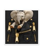 Elephant - Jacket  Sticker - Single (Vertical) thumbnail