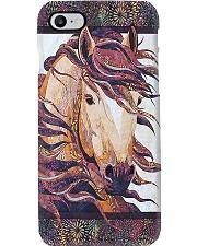 Horse Girl Vintage Phonecase Phone Case i-phone-8-case