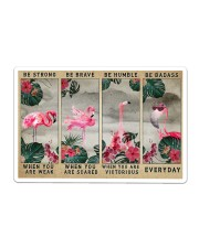 Flamingo - Be Strong Sticker - Single (Horizontal) thumbnail
