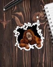Monkey Crack Sticker - Single (Vertical) aos-sticker-single-vertical-lifestyle-front-05