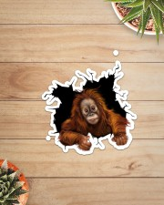 Monkey Crack Sticker - Single (Vertical) aos-sticker-single-vertical-lifestyle-front-07