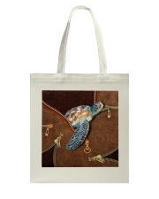 Turtle v2  Tote Bag thumbnail