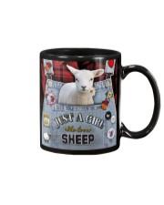 Just A Girl Who Loves Sheep  Mug thumbnail