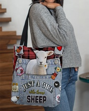 Just A Girl Who Loves Sheep  All-over Tote aos-all-over-tote-lifestyle-front-09