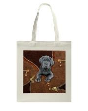 Neapolitan Mastiff  Tote Bag tile