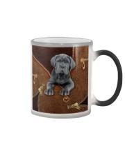 Neapolitan Mastiff  Color Changing Mug tile