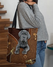 Neapolitan Mastiff  All-over Tote aos-all-over-tote-lifestyle-front-09