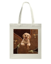Cockapoo  Tote Bag tile