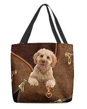 Cockapoo  All-over Tote back