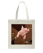 Pig  Tote Bag tile