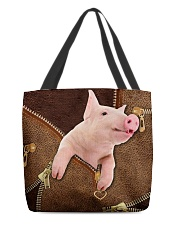 Pig  All-over Tote front